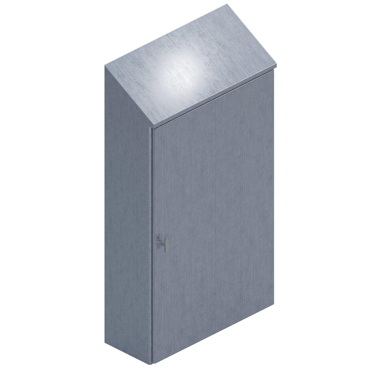 OMEGA eintürig | 2000x600x1000 mm
